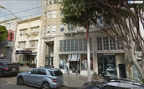 2420 Fillmore St. SF